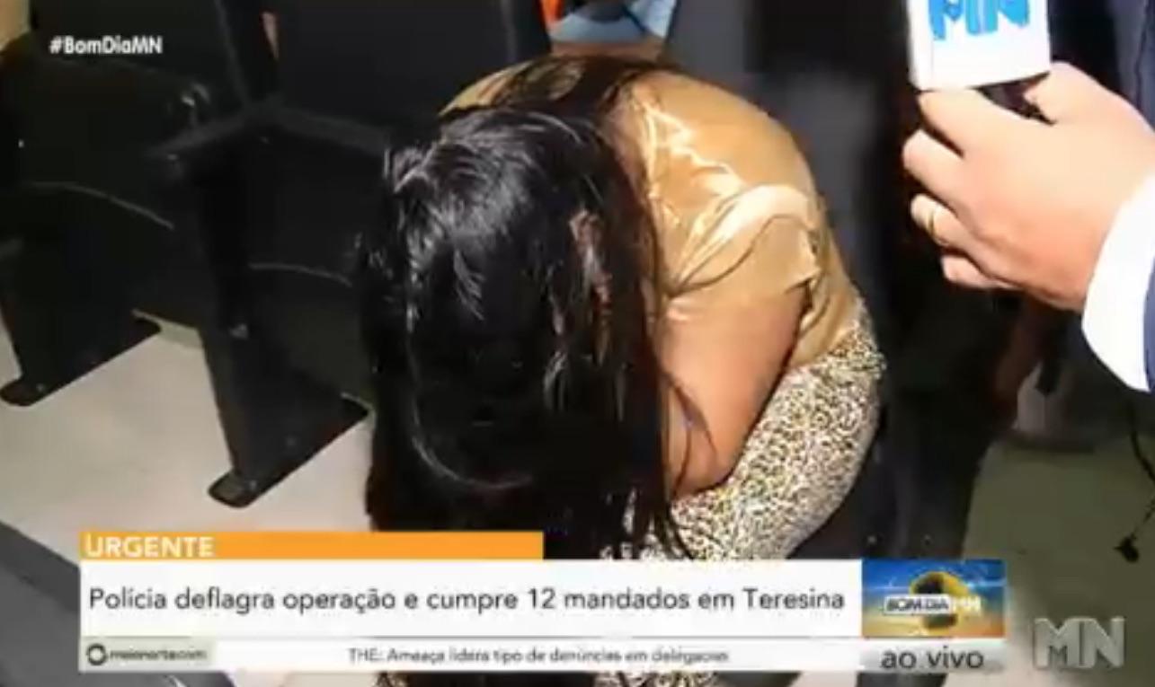 Polícia deflagra operação Contrassalto e prende 11 pessoas em Teresina - Imagem 3