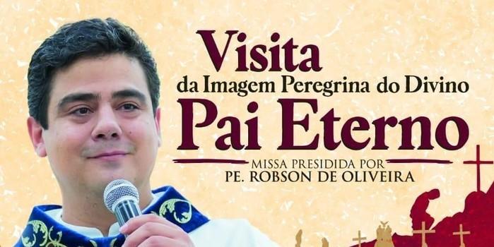 Campo Maior se prepara para receber as bençãos do Divino Pai Eterno