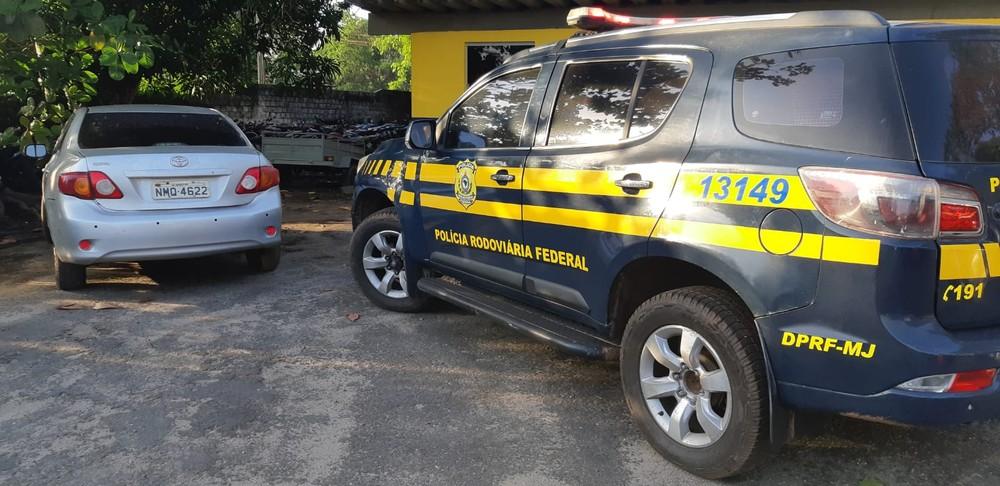 Foto: Divulgação/Polícia Rodoviária Federal do Maranhão (PRF-MA)