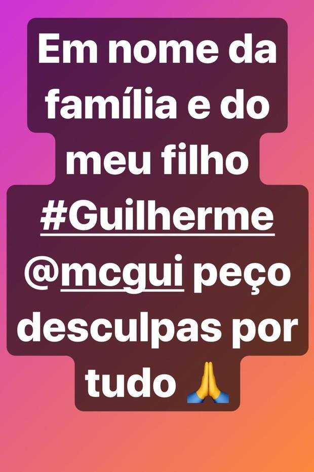 MC Gui perde contrato e tem show cancelado após polêmica na web - Imagem 3