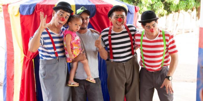 Dia da Alegria leva ações para 7 comunidades da zona rural de Uruçuí
