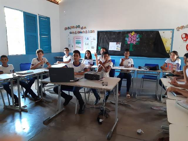 Educação de Dom Expedito Lopes promove AULÃO PRÉ- SAEB 2019 - Imagem 5
