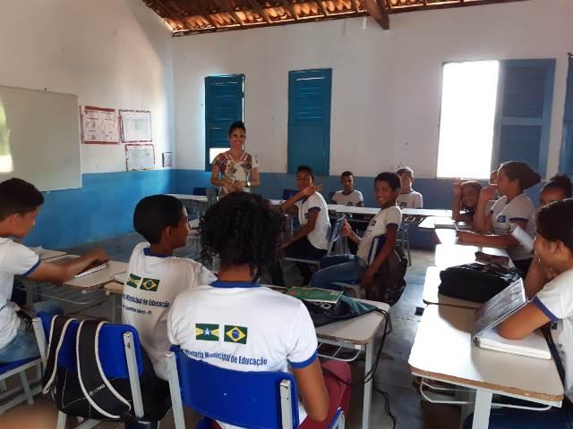Educação de Dom Expedito Lopes promove AULÃO PRÉ- SAEB 2019 - Imagem 2