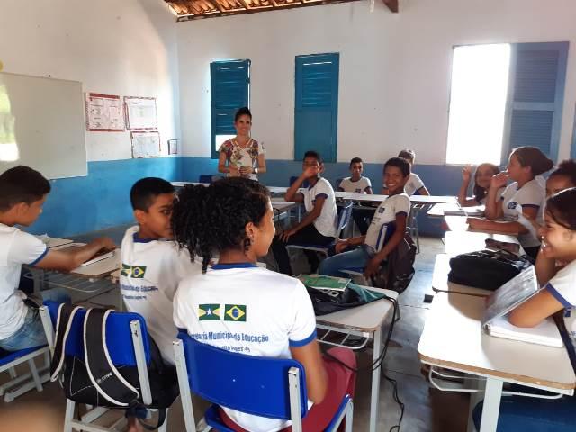 Educação de Dom Expedito Lopes promove AULÃO PRÉ- SAEB 2019 - Imagem 6