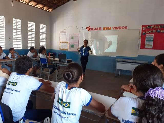 Educação de Dom Expedito Lopes promove AULÃO PRÉ- SAEB 2019 - Imagem 8