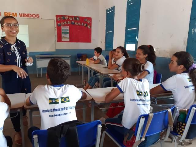Educação de Dom Expedito Lopes promove AULÃO PRÉ- SAEB 2019 - Imagem 7