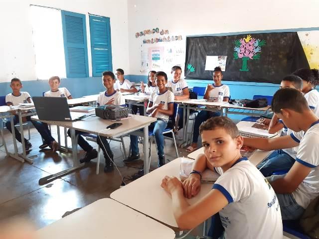 Educação de Dom Expedito Lopes promove AULÃO PRÉ- SAEB 2019 - Imagem 3