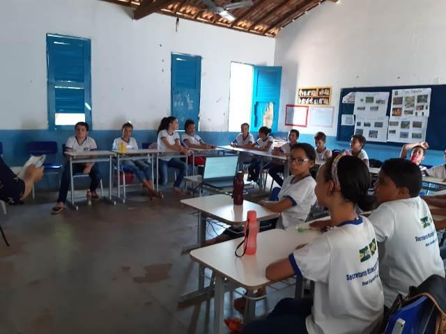 Educação de Dom Expedito Lopes promove AULÃO PRÉ- SAEB 2019 - Imagem 4