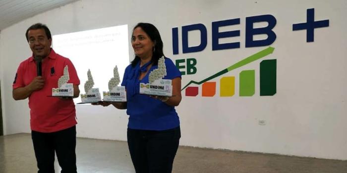 Prefeitura de Água Branca realiza aulão do projeto IDEB+ para alunos da rede municipal