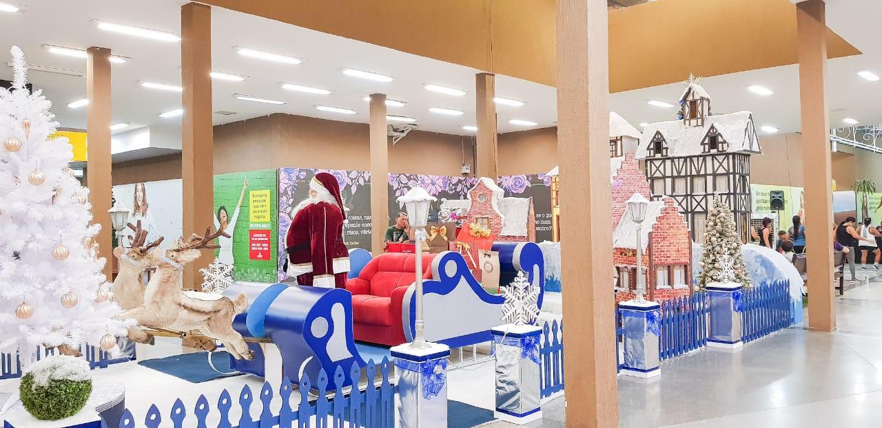 Cocais Shopping inaugura Natal Iluminado com a temática polar - Imagem 3