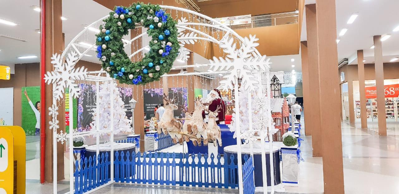 Cocais Shopping inaugura Natal Iluminado com a temática polar - Imagem 4