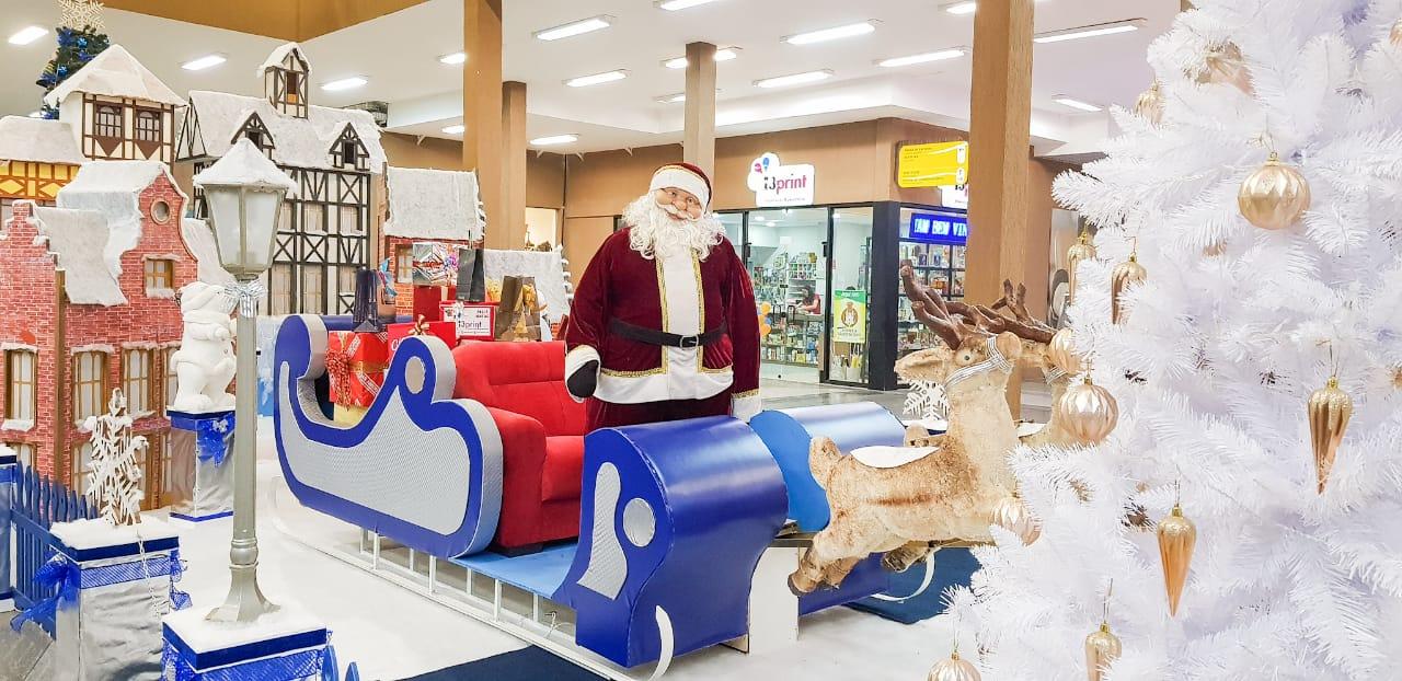 Cocais Shopping inaugura Natal Iluminado com a temática polar - Imagem 1