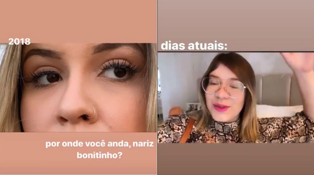 """Marília Mendonça desabafa sobre gravidez: """"Saudade do meu nariz"""" - Imagem 1"""