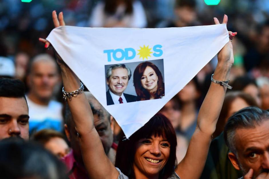 Alberto Fernández vence Macri e é eleito em 1º turno na Argentina - Imagem 3