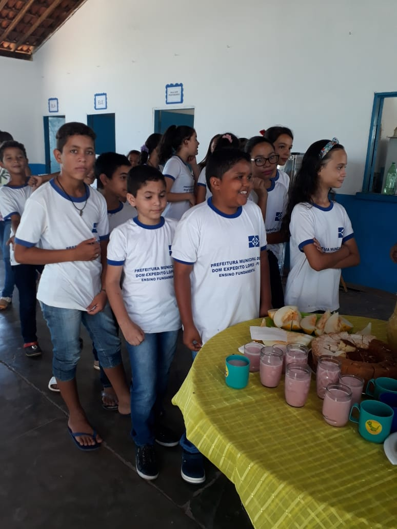 Escolas municipais em DEL recepcionam alunos que farão a Avalição SAEB 2019. - Imagem 11