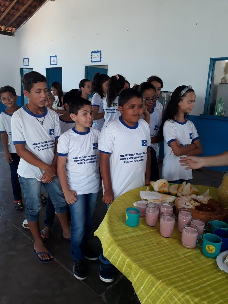 Escolas municipais em DEL recepcionam alunos que farão a Avalição SAEB 2019. - Imagem 13