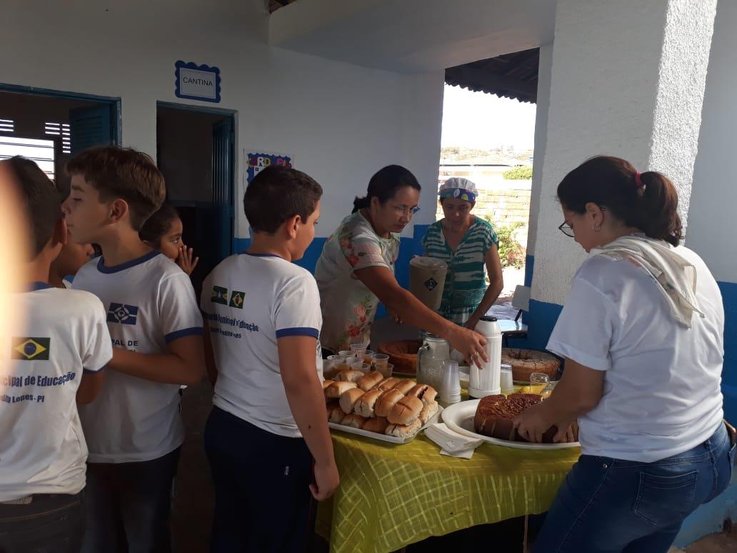 Escolas municipais em DEL recepcionam alunos que farão a Avalição SAEB 2019. - Imagem 23