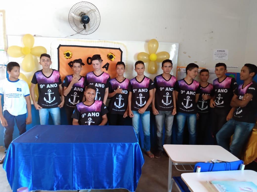 Escolas municipais em DEL recepcionam alunos que farão a Avalição SAEB 2019. - Imagem 8