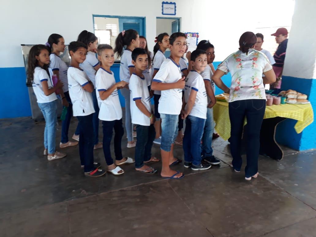 Escolas municipais em DEL recepcionam alunos que farão a Avalição SAEB 2019. - Imagem 15