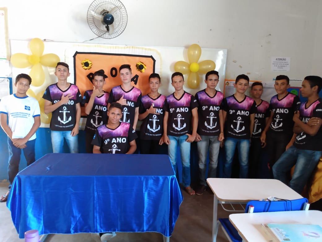 Escolas municipais em DEL recepcionam alunos que farão a Avalição SAEB 2019. - Imagem 6