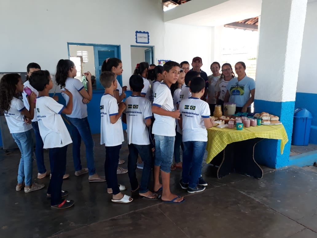 Escolas municipais em DEL recepcionam alunos que farão a Avalição SAEB 2019. - Imagem 12