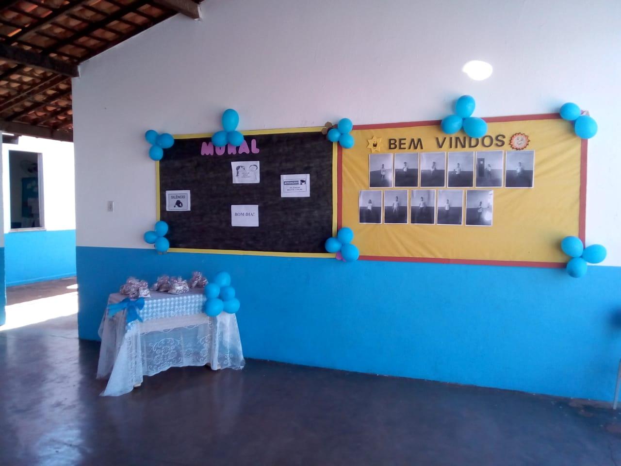 Escolas municipais em DEL recepcionam alunos que farão a Avalição SAEB 2019. - Imagem 22