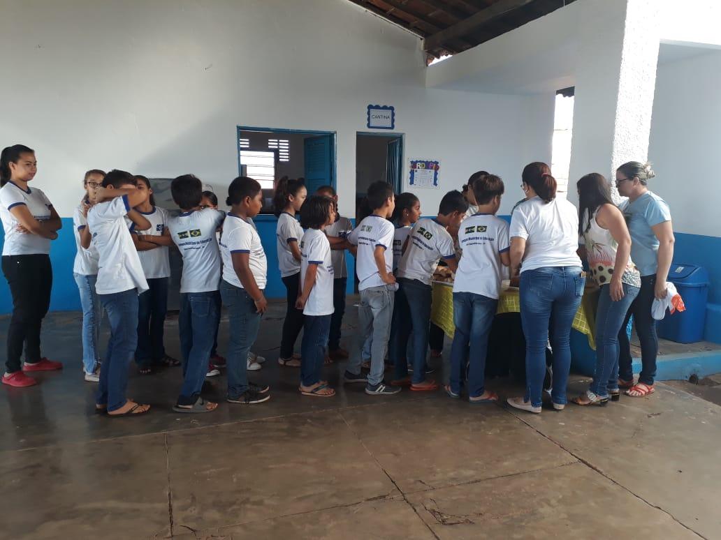 Escolas municipais em DEL recepcionam alunos que farão a Avalição SAEB 2019. - Imagem 20