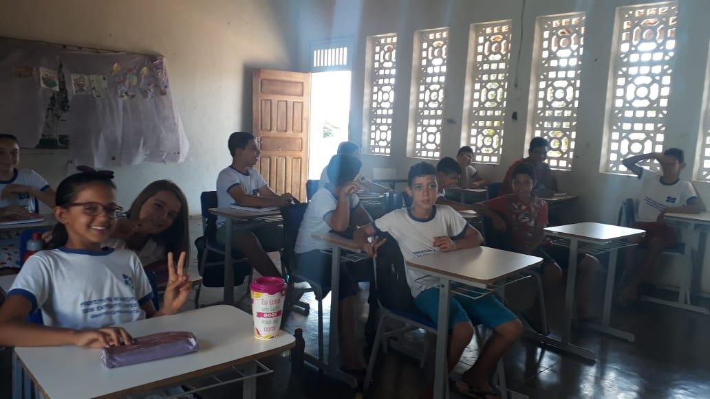 Escolas municipais em DEL recepcionam alunos que farão a Avalição SAEB 2019. - Imagem 21