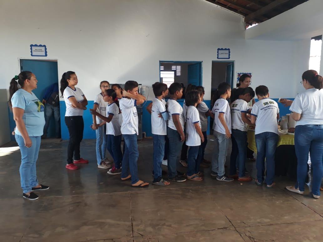 Escolas municipais em DEL recepcionam alunos que farão a Avalição SAEB 2019. - Imagem 3
