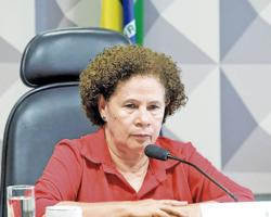 Regina Sousa só quer definição de pré-candidato do PT em 2020