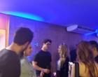 José Loreto leva fora no Rock in Rio após tentar beijar modelo