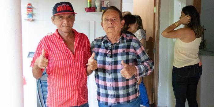 Melhoria Habitacional mais dignidade para o povo de Uruçuí