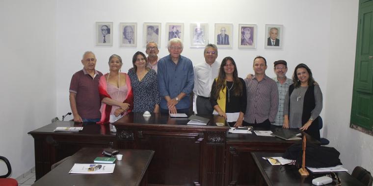 Nelson Nery Costa é eleito presidente do Conselho de Cultura