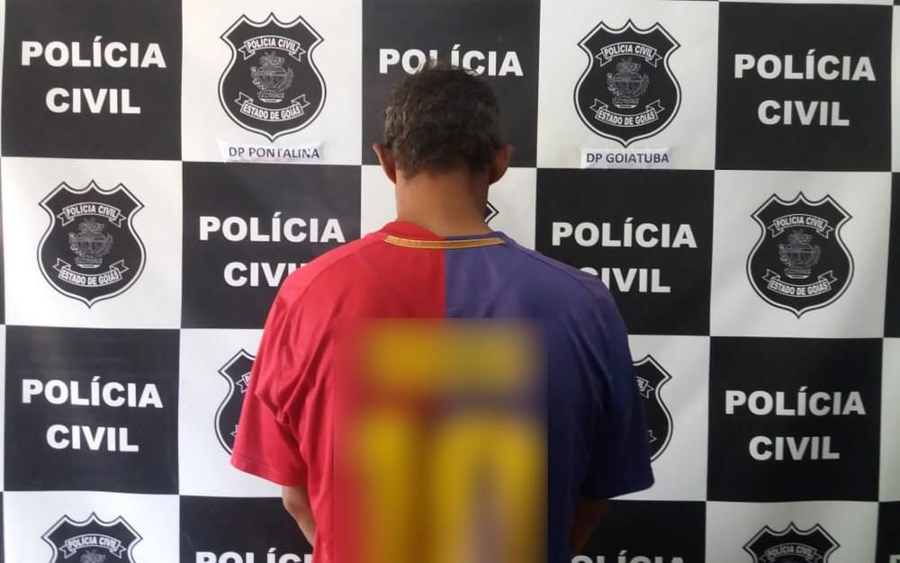 Homem é preso após obrigar criança a filmar estupro de mulher  - Imagem 1