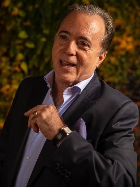 Salário de Tony Ramos aparece somente em códigos na TV Globo - Imagem 1