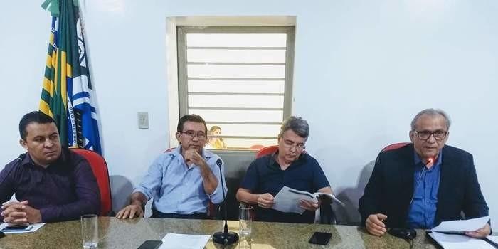 Câmara Municipal  traz Agespisa para audiência pública. Agespisa e prefeitura anunciam ações imediatas