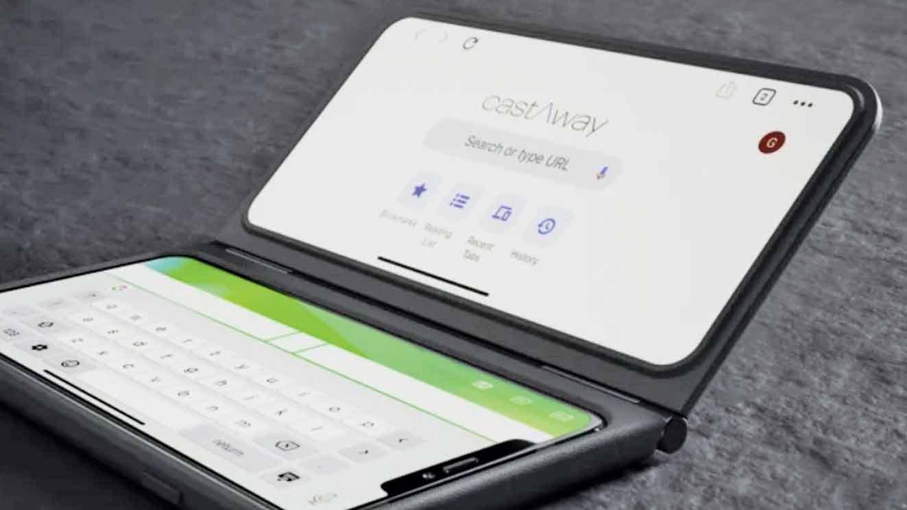 Capinha transforma celular em notebook e faz sucesso - Imagem 1