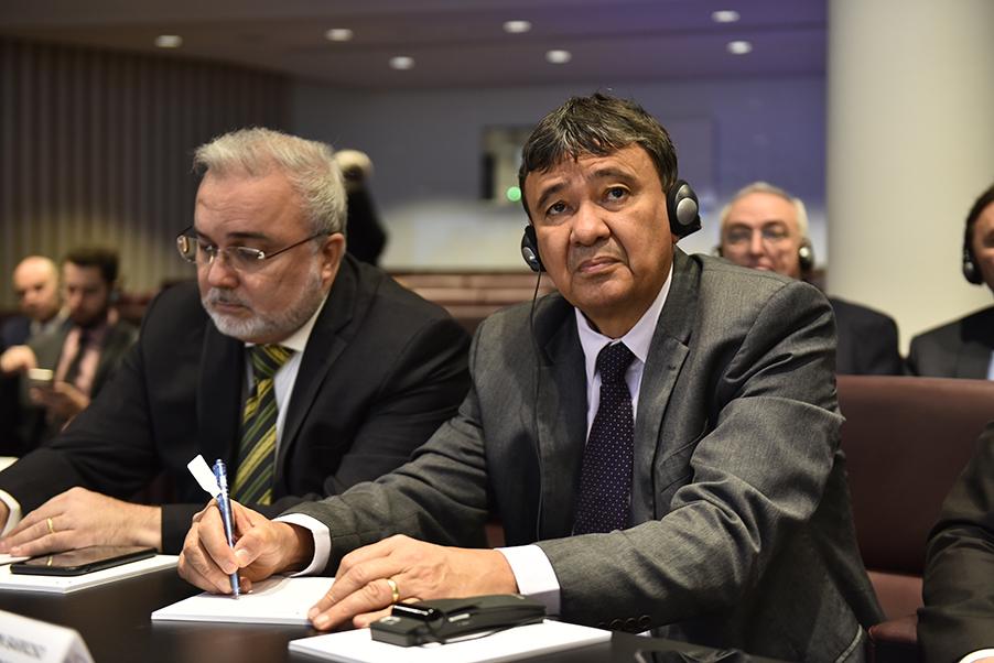 Governadores do NE discutem financiamento de projetos com a França - Imagem 1