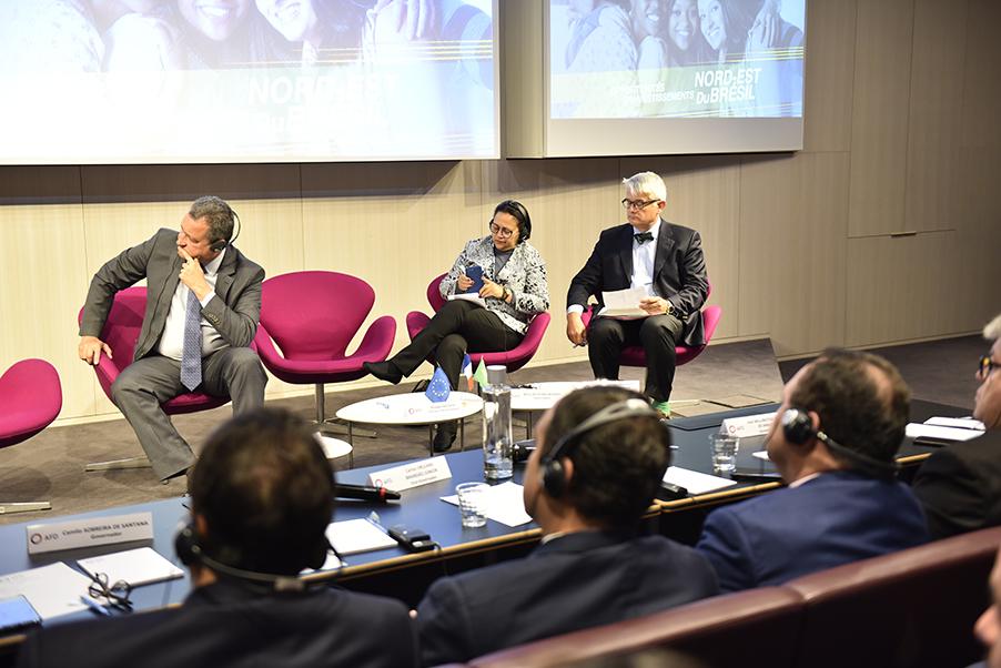 Governadores do NE discutem financiamento de projetos com a França - Imagem 2