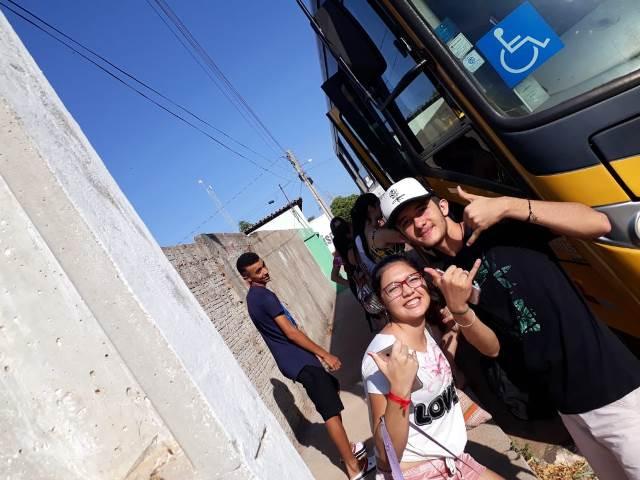 Secretaria de Assistência social de Dom Expedito Lopes promove confraternização para crianças e adolescentes. - Imagem 2