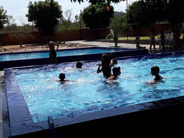 Secretaria de Assistência social de Dom Expedito Lopes promove confraternização para crianças e adolescentes. - Imagem 8