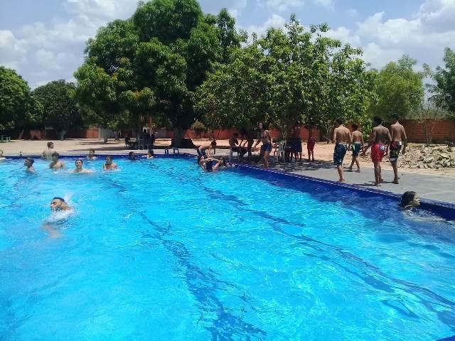 Secretaria de Assistência social de Dom Expedito Lopes promove confraternização para crianças e adolescentes. - Imagem 11