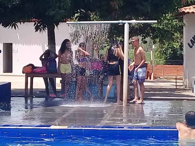 Secretaria de Assistência social de Dom Expedito Lopes promove confraternização para crianças e adolescentes. - Imagem 27