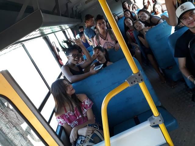 Secretaria de Assistência social de Dom Expedito Lopes promove confraternização para crianças e adolescentes. - Imagem 33