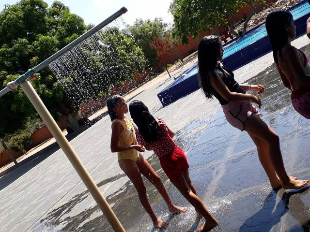 Secretaria de Assistência social de Dom Expedito Lopes promove confraternização para crianças e adolescentes. - Imagem 13