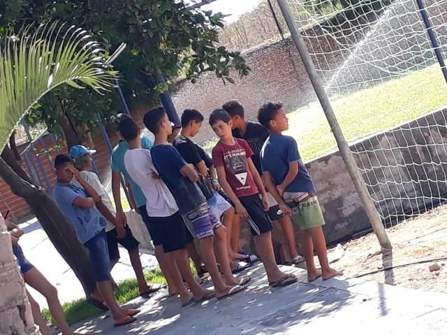 Secretaria de Assistência social de Dom Expedito Lopes promove confraternização para crianças e adolescentes. - Imagem 18