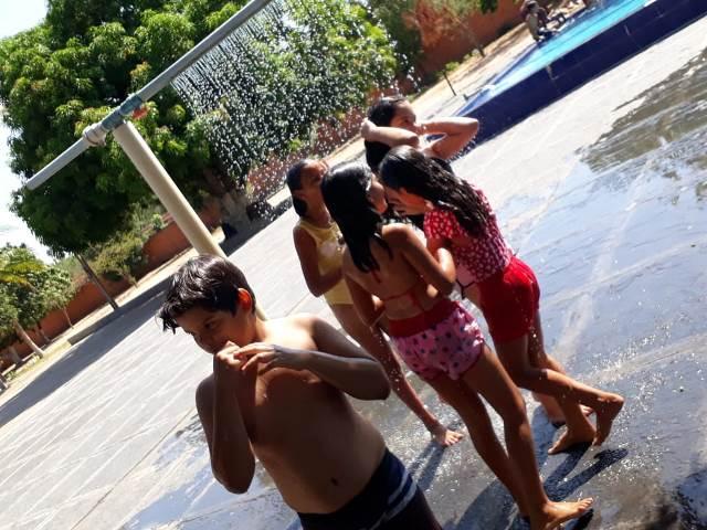 Secretaria de Assistência social de Dom Expedito Lopes promove confraternização para crianças e adolescentes. - Imagem 20