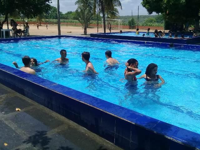 Secretaria de Assistência social de Dom Expedito Lopes promove confraternização para crianças e adolescentes. - Imagem 22