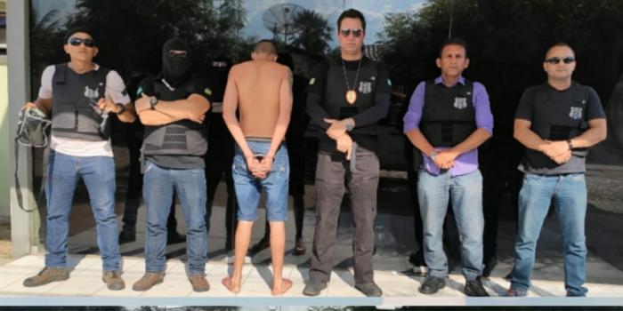 Polícia Civil de Piripiri cumpre mandados e captura autores de furtos, roubos e outros crimes