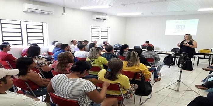 Prefeitura de Dom Expedito Lopes realiza palestra sobre Comunicação Integrada na Gestão Municipal